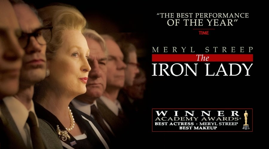 the iron lady oscar academy awards