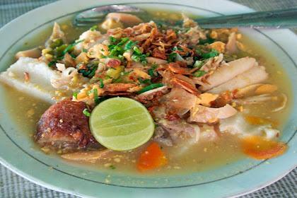 Inilah 5 Makanan Khas Kalimantan Selatan