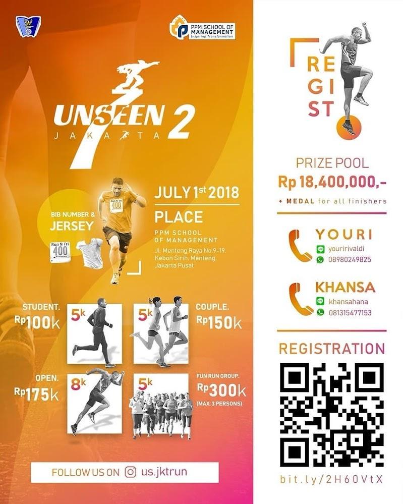 Unseen Jakarta 2.0 • 2018