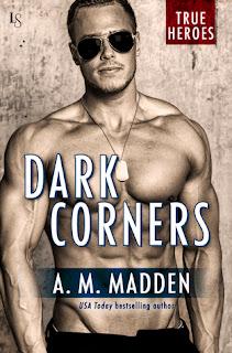 Dark Corners by AM Madden