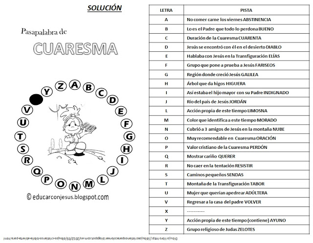 Catequesis Primera Unia N El Credo Para Colorear Espagnol: La Catequesis (El Blog De Sandra