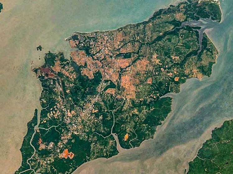 Viagem no tempo: veja evolução de cidades do Maranhão em 40 anos