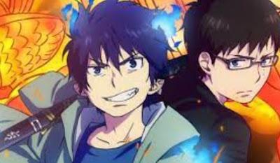 Baca Manga Ao no Exorcist Chapter 131 Bahasa Indonesia