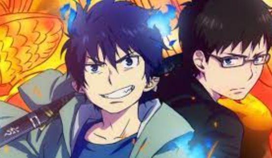 Baca Manga Ao no Exorcist Chapter 129.2 Bahasa Indonesia