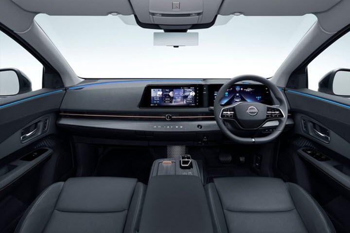 Ariya 2022 - SUV chạy điện đầu tiên của Nissan