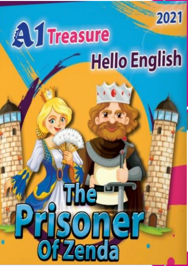 افضل تدريبات علي كلمات قصة سجين زندا مع الاجابات للثانوية العامة 2021 من A1 treasure