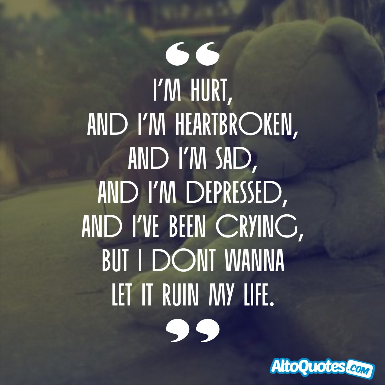 Depression Quotes And Sayings About Depression: Heart Warming Love Quotes
