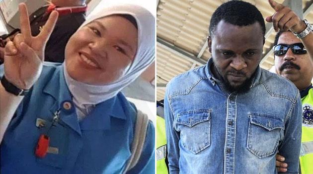 Alowonle mengaku tidak bersalah bunuh Siti Kharina di Kondominium Cyberjaya