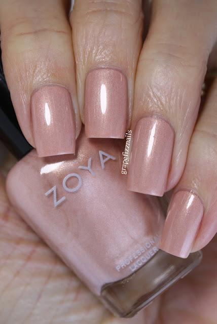 Zoya Calm Spring 2020 AJ