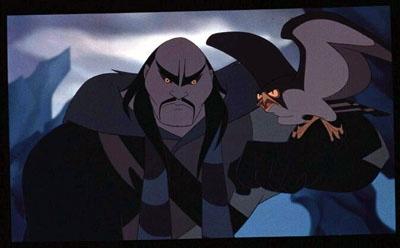 Virtual Iansanity: Mulan's Disapponting Ending