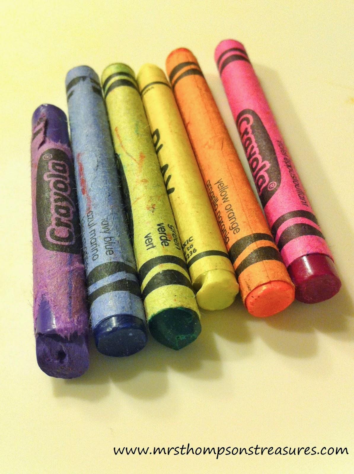 Colors Mrs Thompson 39 s Treasures