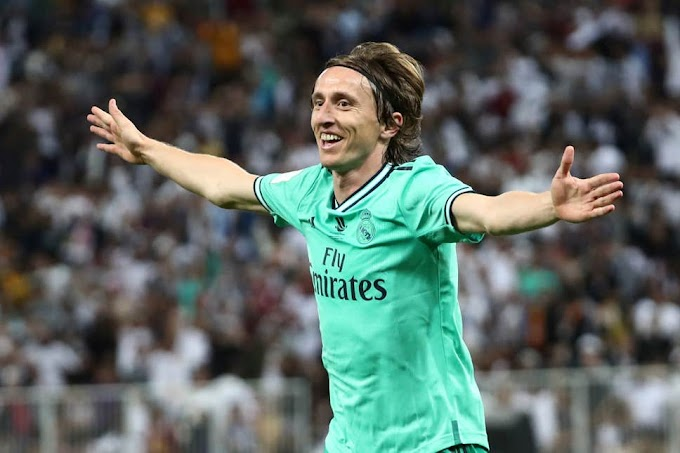 "Real Madrid midfielder Modric calls Sergio Ramos ""Brother"" and a phenomenon player"
