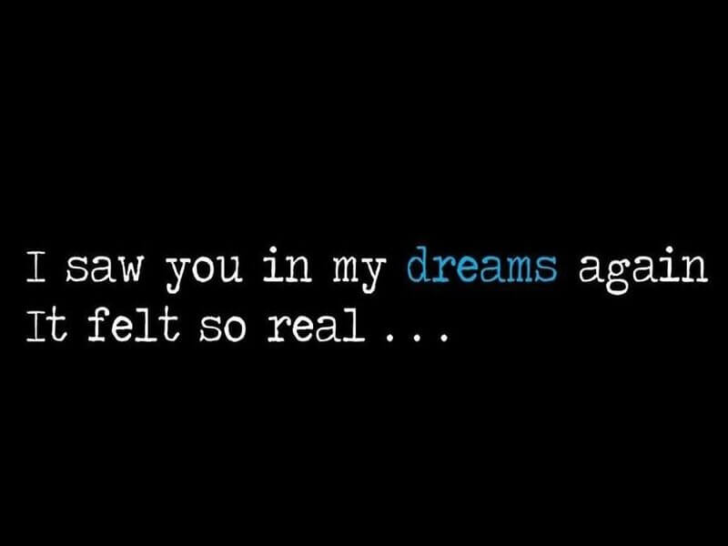 Mimpi orang dikenali