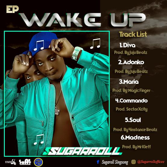 [BangHitz] Download Album - Sugarroll - Wake Up E.P