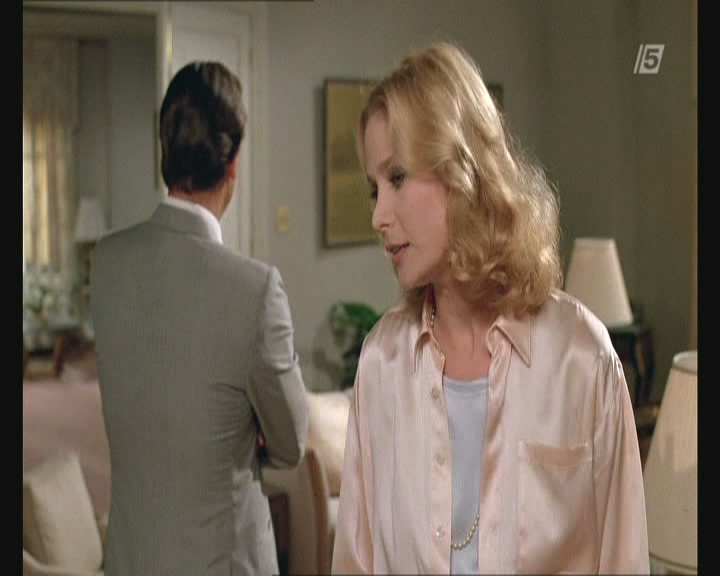 ladies in satin blouses deborah raffin cream satin blouse