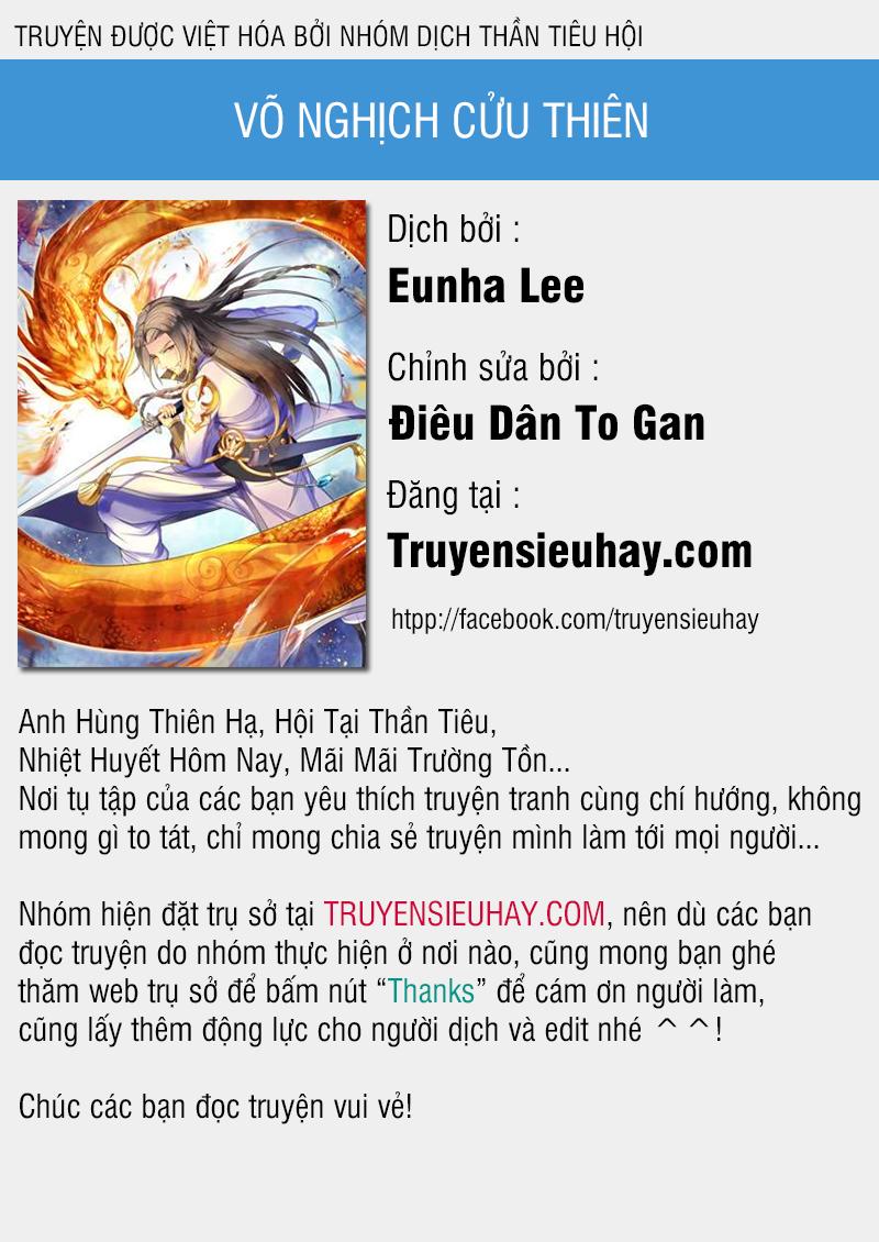 Võ Nghịch Cửu Thiên chapter 119 video - Upload bởi truyensieuhay.com