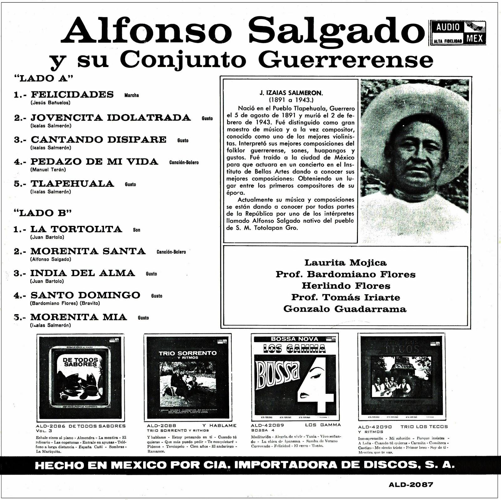 2019 ~ Fonoteca de la danza folclórica de México