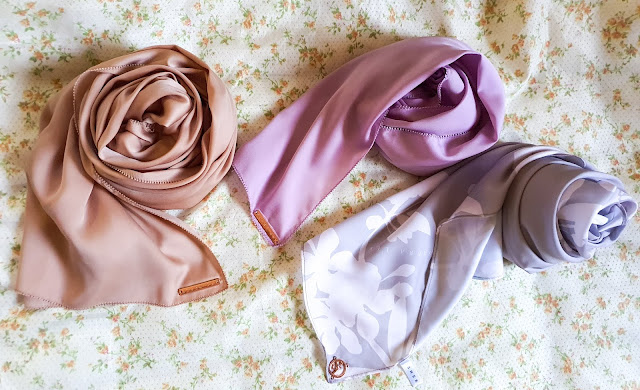 Sheera Lee, shawl raya, summer raya 2020,eyelash cotton shawl borong , tutorial shawl eyelash,  eyelash shawl, borong eyelash cotton , shawl heeladina eyelash, chiffon shawl heeladina, cotton voile eyelash shawl , pleated shawl, satin matte shawl,