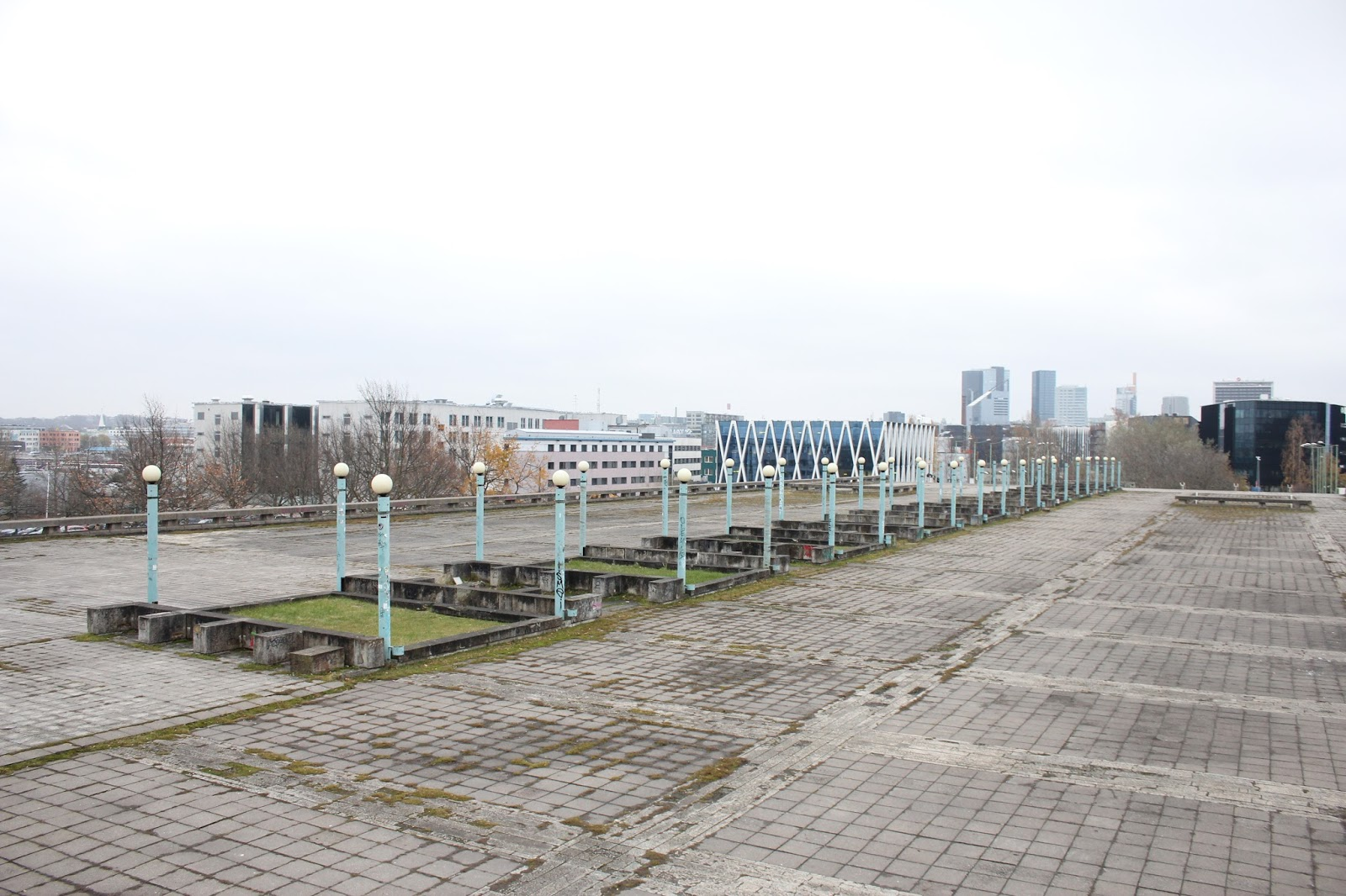 Exploring an Abandoned Olympic Stadium in Tallinn, Estonia