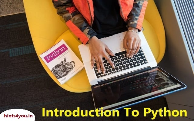 Python is interpreted as well as general purpose high level programming language. Created by Guido Van Rossem and first release in 1991. It is very dynamic and easy to use.