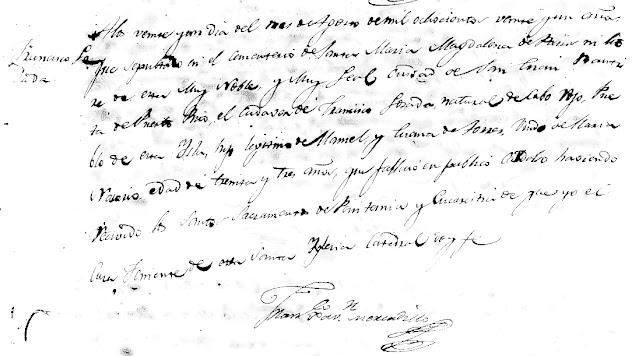 Francisco Lozada Defuncion San Juan Puerto Rico