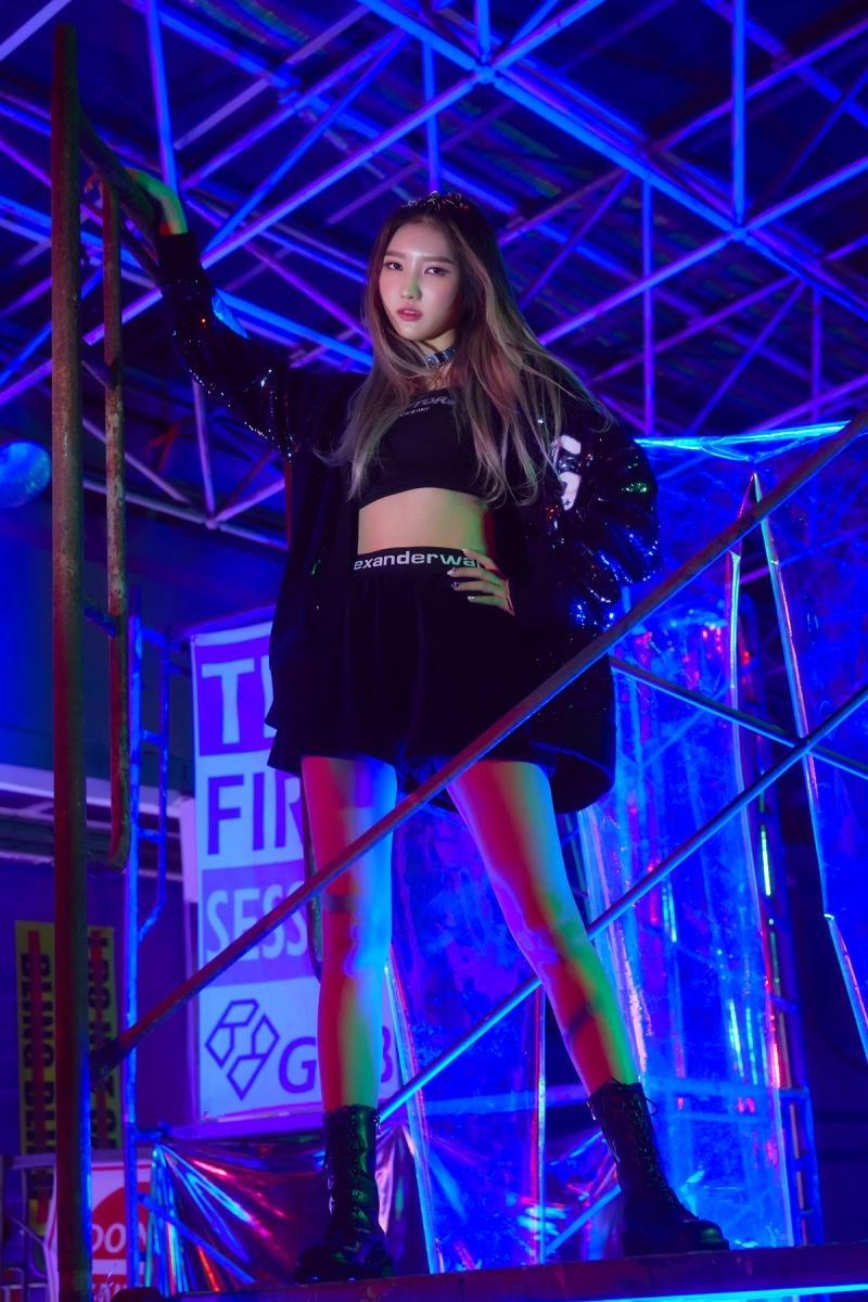 bling bling entrevista choi jieun
