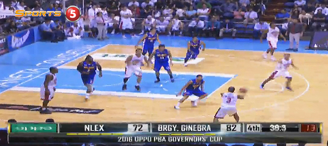 Ginebra def. NLEX, 85-72 (REPLAY VIDEO) July 27