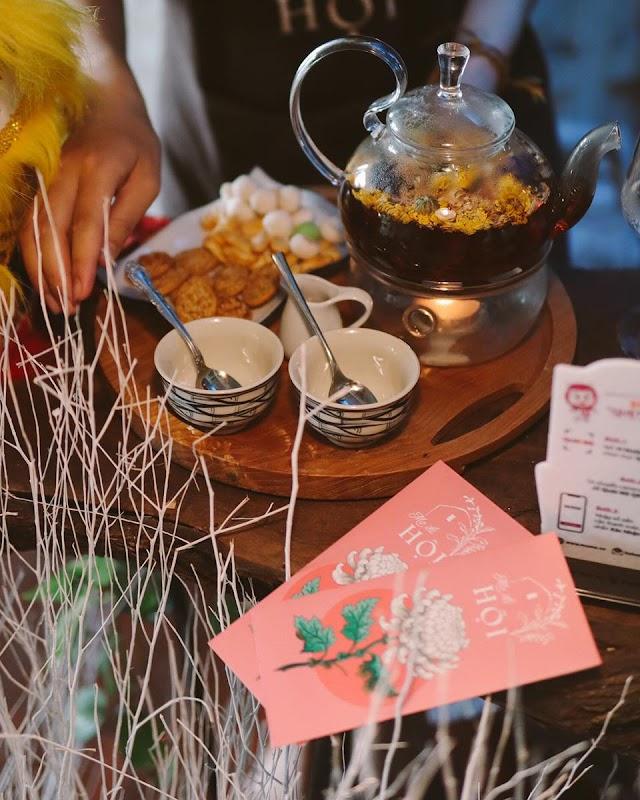 Mơ đi hội cafe - Chiếc Đà Lạt thu nhỏ tại Sài gòn