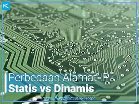 Apa perbedaan IP Address statis dan dinamis dalam jaringan komputer? apa saja kelebihan dan kekurangannya, dan fungsinya.