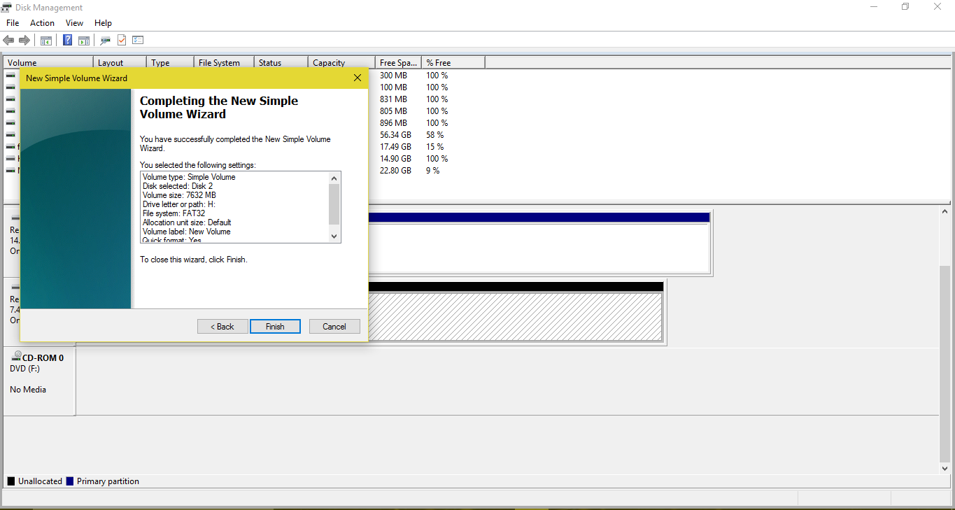 How to Format a Flash Drive with a Raw File System - kiran