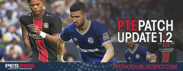 PES 2019 PTE Patch 1.2