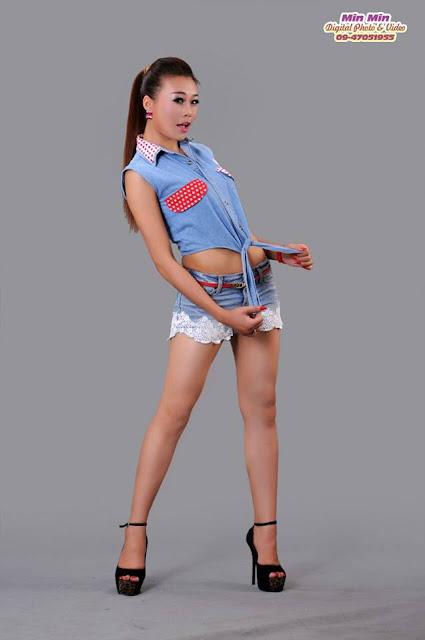 Myanmarsexymodelgirl