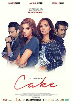 Cake 2018 Urdu Full Movie WEBRip 720p Download