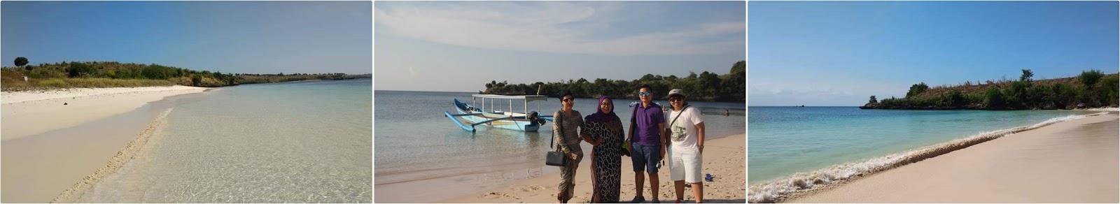Trip ke Pantai Pink Lombok