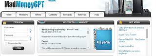MadMoneyGPT Homepage