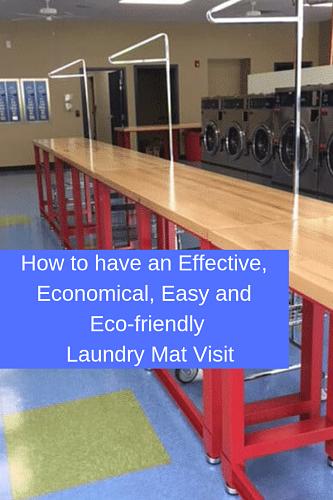 Laundry Mat Visit