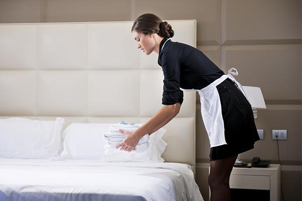 vaga de camareira em curitiba
