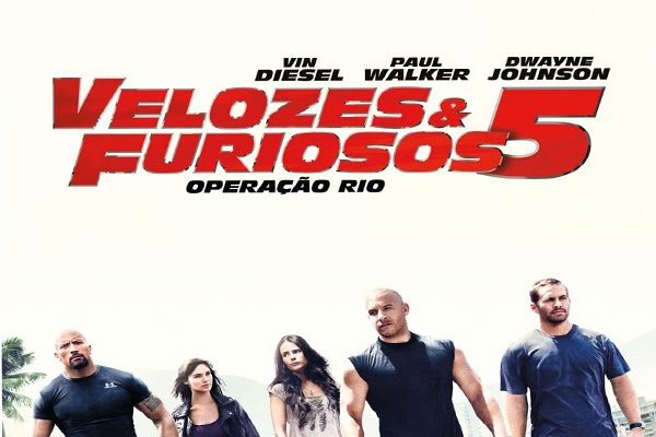 Baixar Velozes e Furiosos 5: Operação Rio (2011) Dublado