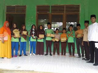 Para juara lomba HUT RI 17 Agustus 2017 Mts Miftahussalam