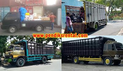 Trayek Pick Up Surabaya Pacitan