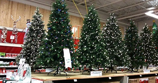 Home Depot Christmas Trees - Homedesign