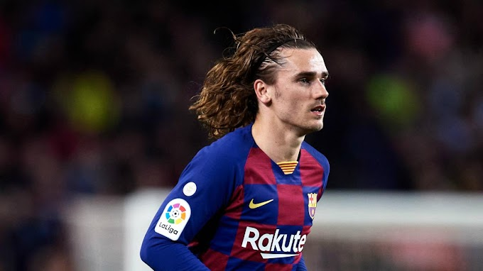 Barcelona know what we have to do to beat Bayern: Griezmann