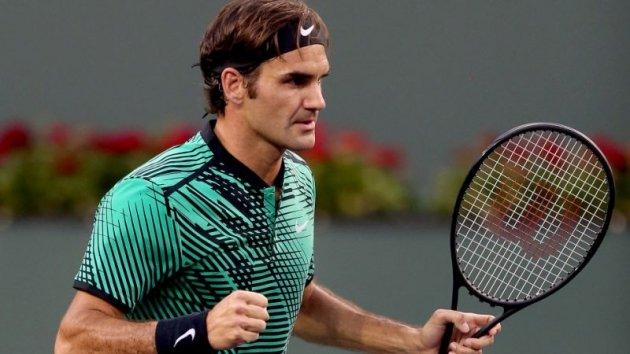 """""""Hủy diệt"""" Nadal, Federer sở hữu vé vào tứ kết Indian Wells - 179025"""