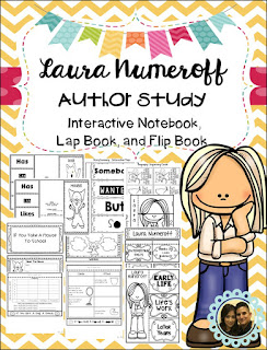 https://www.teacherspayteachers.com/Product/Laura-Numeroff-Author-Study-Lap-Book-Interactive-Notebook-and-Flip-Book-2555685