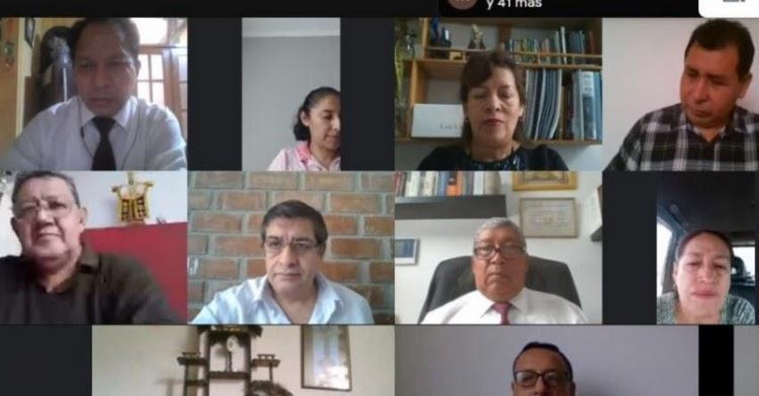 Más de 12 mil maestros nombrados retornan a sus labores en modo virtual en la región Lambayeque