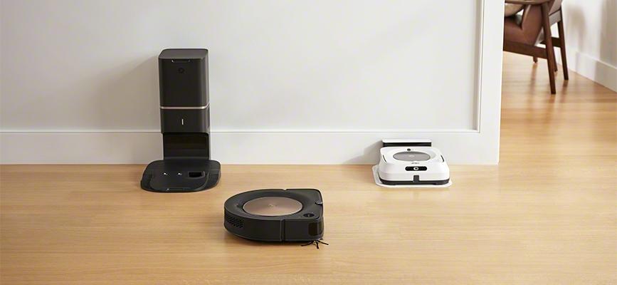 iRobot - Sprzątanie też może być przyjemnością