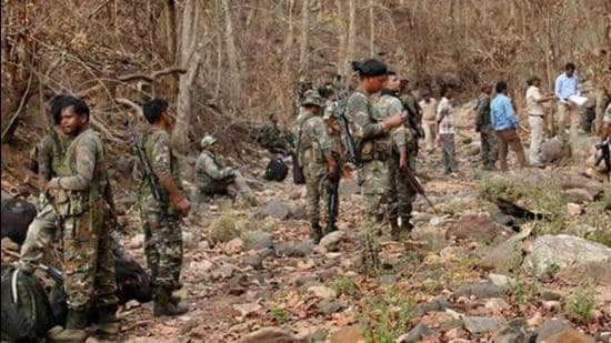 NIA Takes Over Probe of Maoist Ambush Which Killed 22 Jawans in April