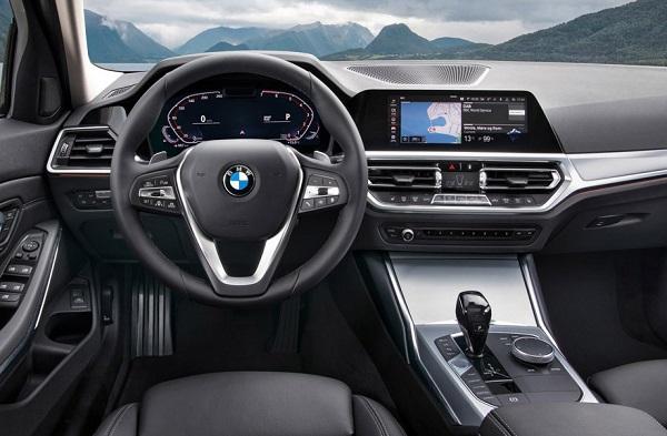 Interior BMW 320i Sportline Argentina