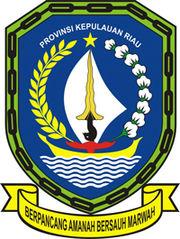 lambang, logo Provisi kepulauan Riau