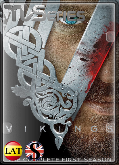 Vikingos (TEMPORADA1) HD 1080P LATINO/INGLES